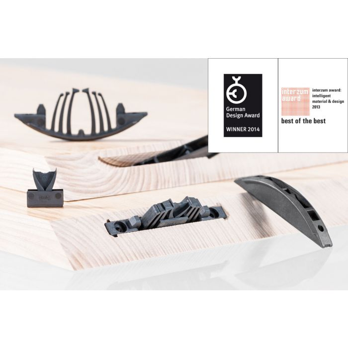 Lamello connecteur-même passionnante verleimhilfe-Tenso p14-300 Paire-Pour obligés
