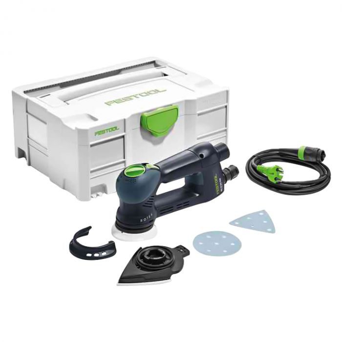 Festool 496804 3-1//2-in Soft Pad for RO90 DX