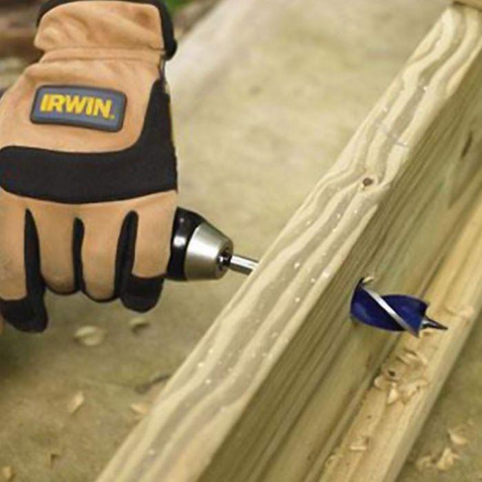 Irwin Tools 3041016 11//16 X 6 Speedbor Max Drill Bit