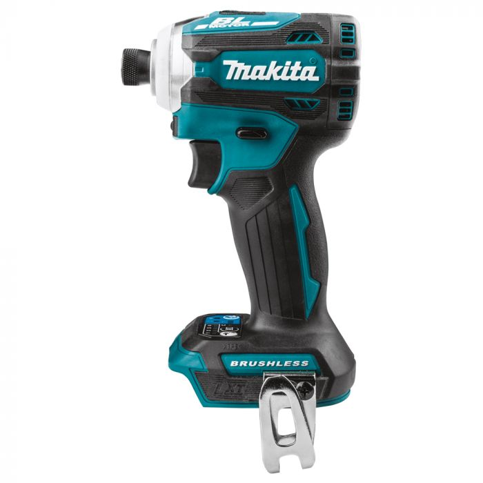 Makita XDT16Z 18V LXT Cordless 4-Speed Quick‑Shift Mode Impact Driver, Bare  Tool