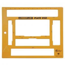 Tri-Vise Plate Vise PVL001 for Lumber Pipe Conduit Tubing for sale online