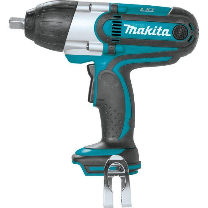 Makita Xwt04z 18v Lxt Lithium Ion Cordless 1 2 Square Drive Impact Wrench Bare Tool Burnstools